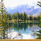 The Lake by Kim Cinnamon