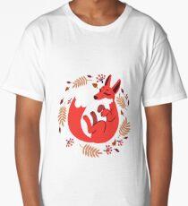 Rowan fox Long T-Shirt