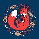 Rowan fox by hellocloudy