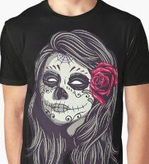La Catrina - Dia De Los Muertos Graphic T-Shirt