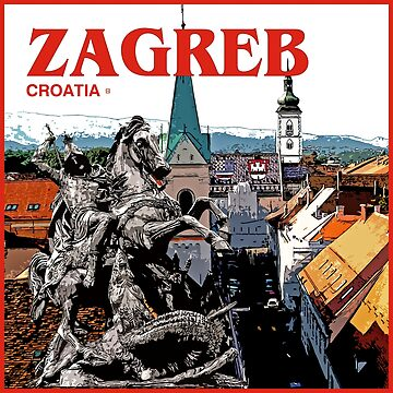 Croatia's Zagreb World Tour by vysolo