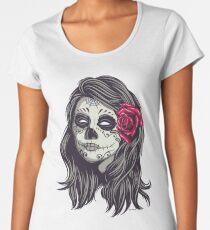 La Catrina - Dia De Los Muertos Women's Premium T-Shirt