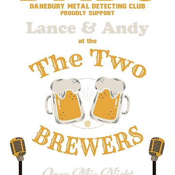 The Detectorists by Eye Voodoo - Two Brewers Mic Night by eyevoodoo