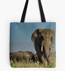 Watching the watcher Tote Bag