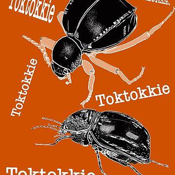 Toktokkie by michdevilish