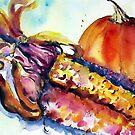 Autumn Still Life by Robin Spring Bloom