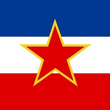 SFR Yugoslavia by planetterra