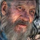 old man by KPElias