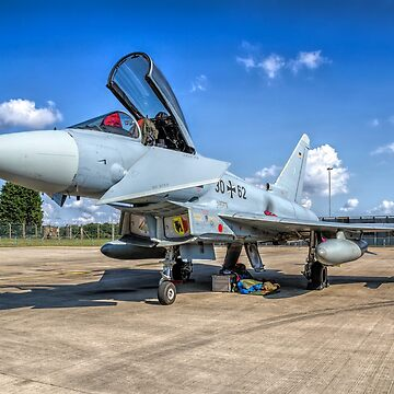 Eurofighter EF.2000GS Taifun 30+62 by oscar533