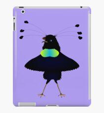 Bop the Ballerina Bird iPad Case/Skin