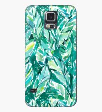 BANANA LEAF JUNGLE Case/Skin for Samsung Galaxy