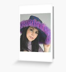 Colorful Cute Greeting Card