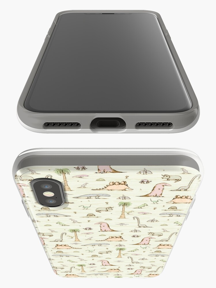 Alternate view of Dinosaurs iPhone Case & Cover