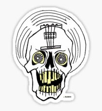 DEATH BY STEREO Sticker