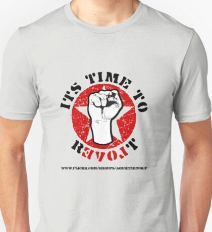 a quiet revolt T-Shirt