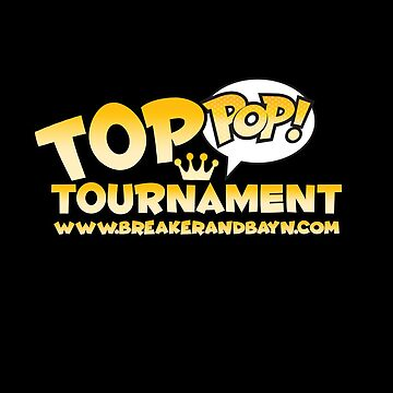 Top POP Tournament Logo by BBPH