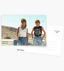 thelma and louise Postcards