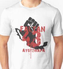 Ayotzinapa #43 Unisex T-Shirt