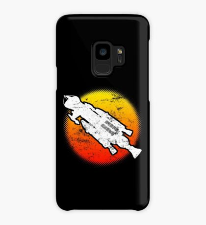 Space IX Hawk Mark Interceptor 1999 Soar Dark Case/Skin for Samsung Galaxy