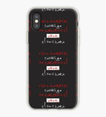 Poetry Quote iPhone Case