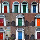 Doors of Dublin by mrthink