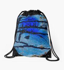 Moonlit Drawstring Bag
