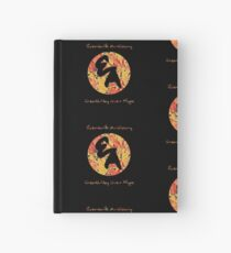 """Colors Of Autumn"" Hardcover Journal"