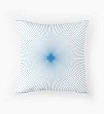 Lo-Res pixelated blurry Matlab accidental part 1 Throw Pillow