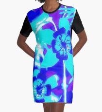 Pila Fashion Design Graphic T-Shirt Dress
