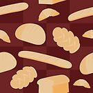 Artisan Bread by Pamela Maxwell