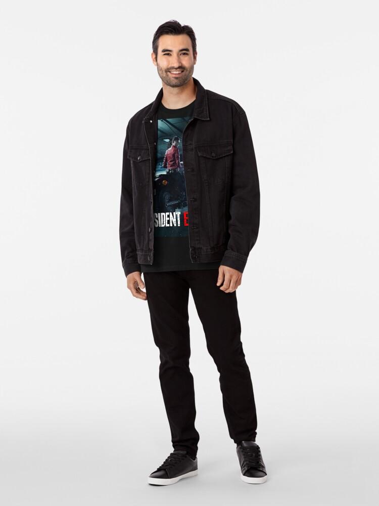 Alternative Ansicht von RESIDENT BÖSE 2 REMAKE - CLAIRE Premium T-Shirt