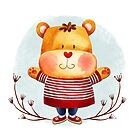 Bär umarmt :) von Niharika Singh