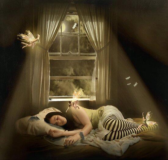 .while we sleep. by JustK