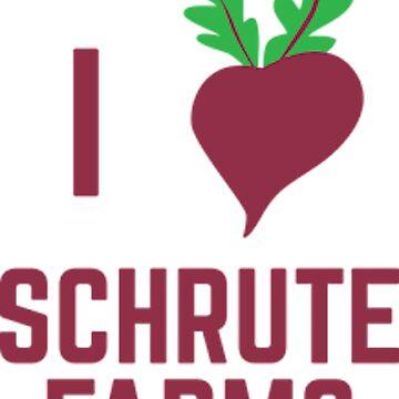 schrute farms  by joshuanaaa