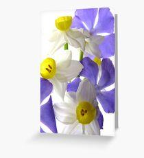 'Spring Ballet Series - Curtain Call' Greeting Card