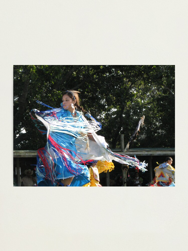 Alternate view of Native American Series No. 3 Photographic Print
