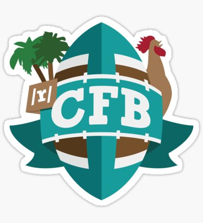 Coastal Carolina Sticker