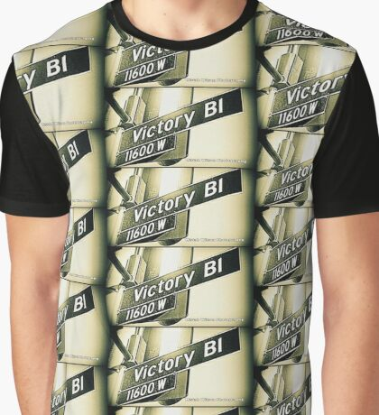 Victory Blvd1 Los Angeles SFV CA by Mistah Wilson Photography Graphic T-Shirt
