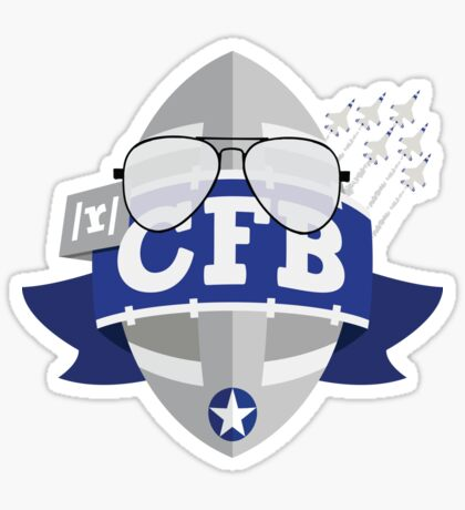 Air Force Sticker