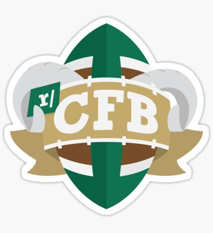 Colorado State Sticker