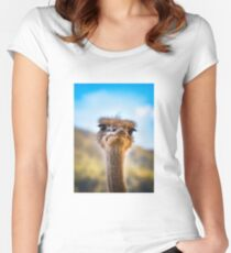 face-2-face Fitted Scoop T-Shirt