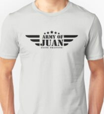 Army of Juan - 002 Unisex T-Shirt
