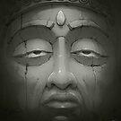 Buddha III by Lukas Brezak