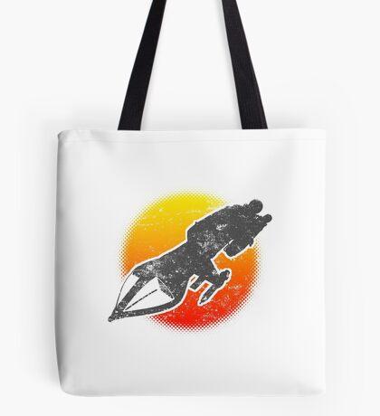 Space IX Hawk Mark Interceptor 1999 Dive Light Tote Bag