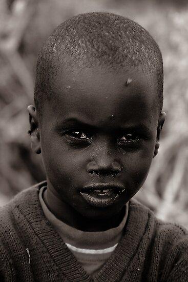 Masai III by Damienne Bingham