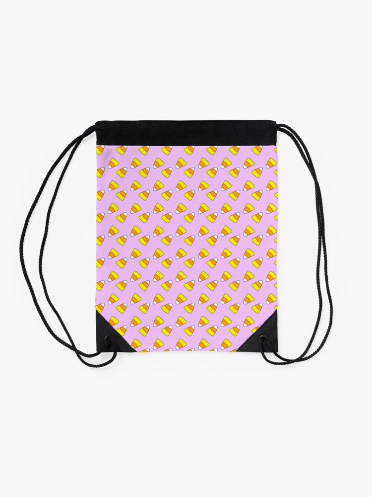 Alternate view of Candy Corn Party Drawstring Bag