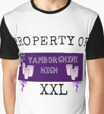 Yamborghini High Graphic T-Shirt