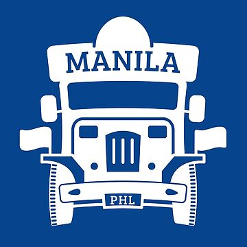 Jeepney - Manila Philippines by AKandCo
