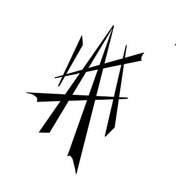 Symbol 1 design. by jbprintsco