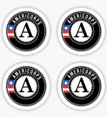 AmeriCorps Sticker
